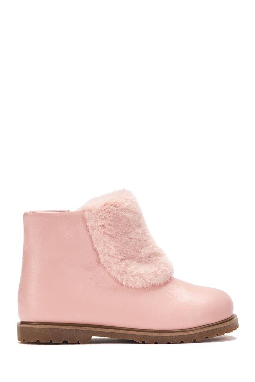 Кожаные ботинки Ella