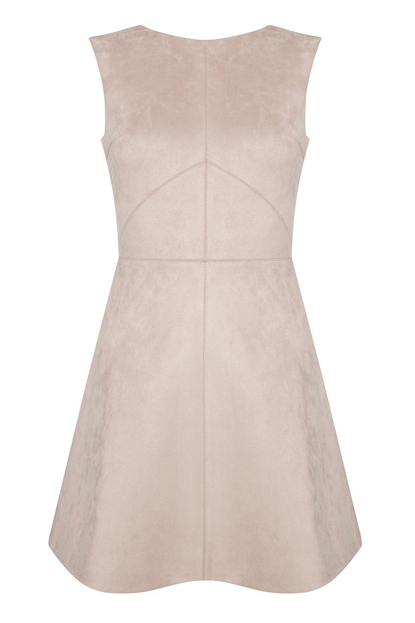 T-Skirt Однотонное платье edem однотонное платье