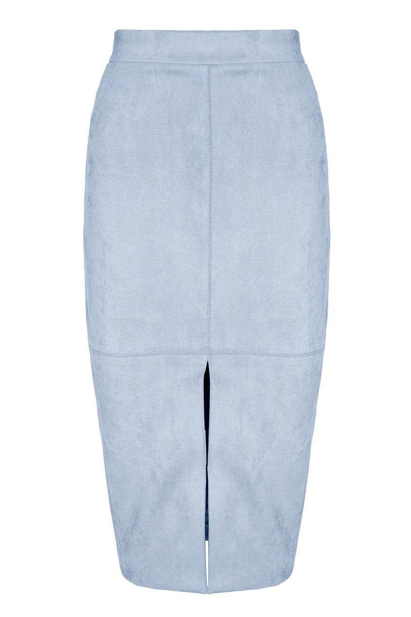 T-Skirt Однотонная юбка