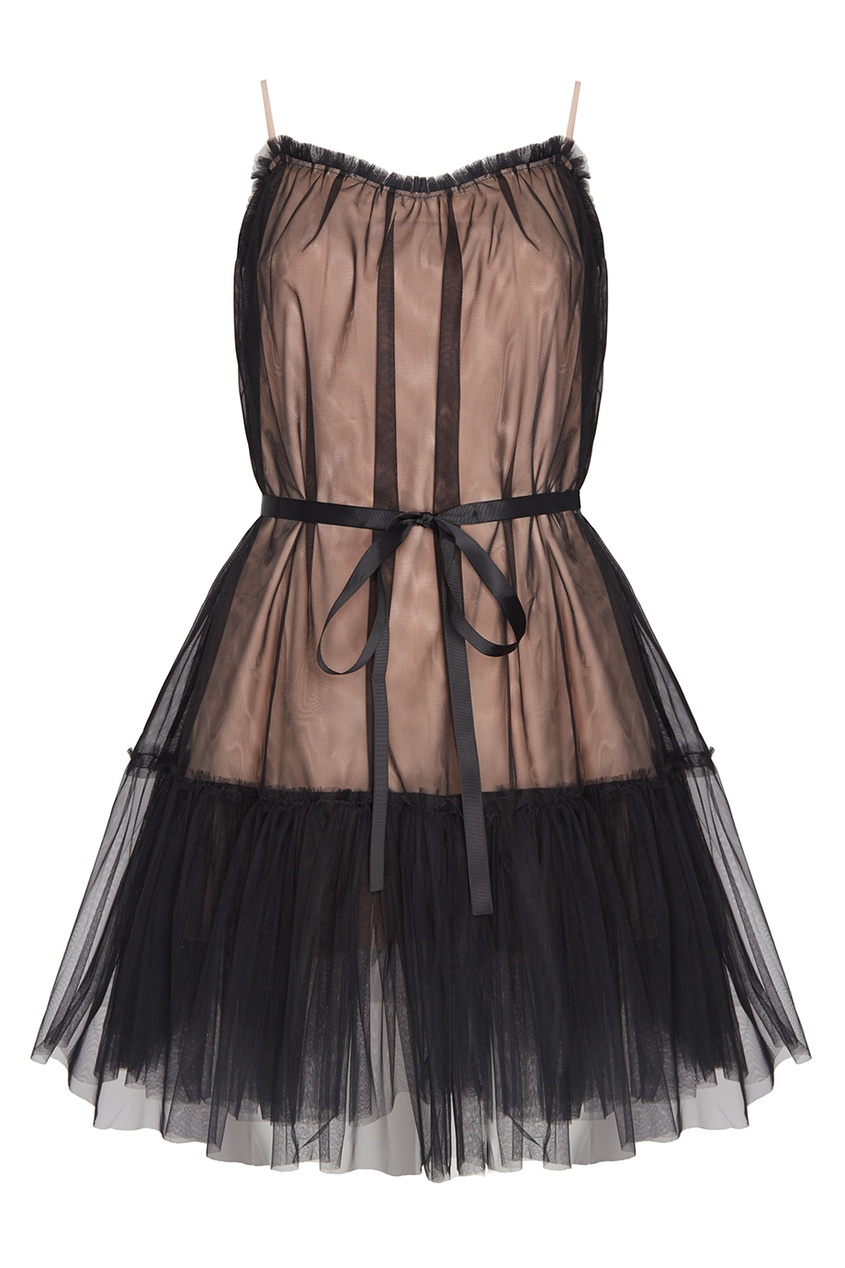 T-Skirt Платье из фатина