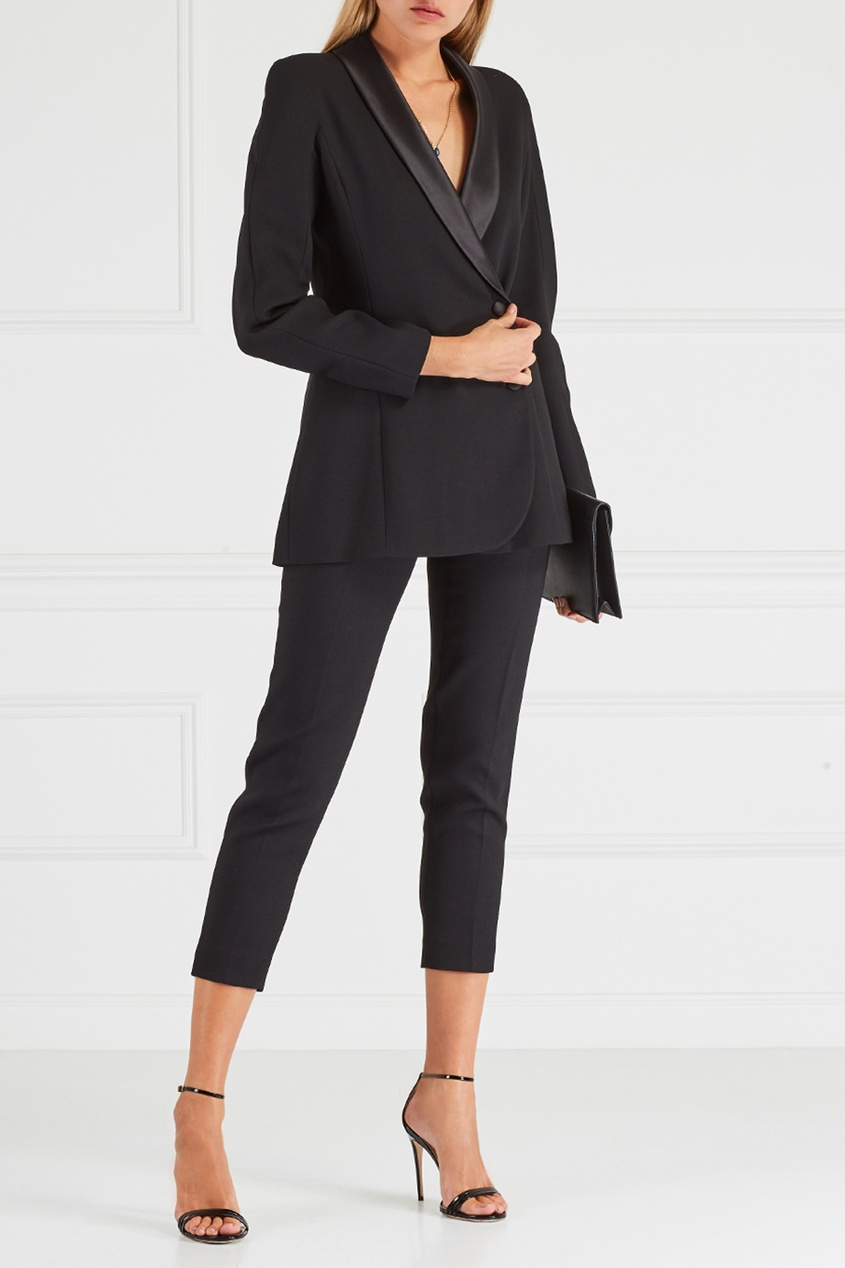 Chapurin Однотонные брюки chapurin однотонная блузка