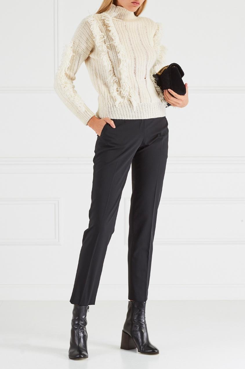 Chapurin Шерстяные брюки chapurin однотонная блузка