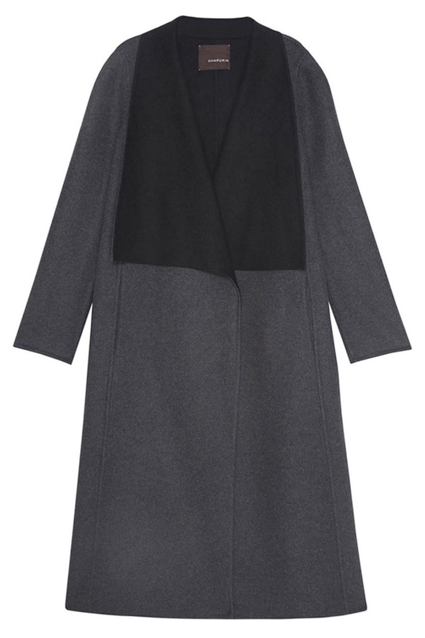 Chapurin Шерстяное пальто