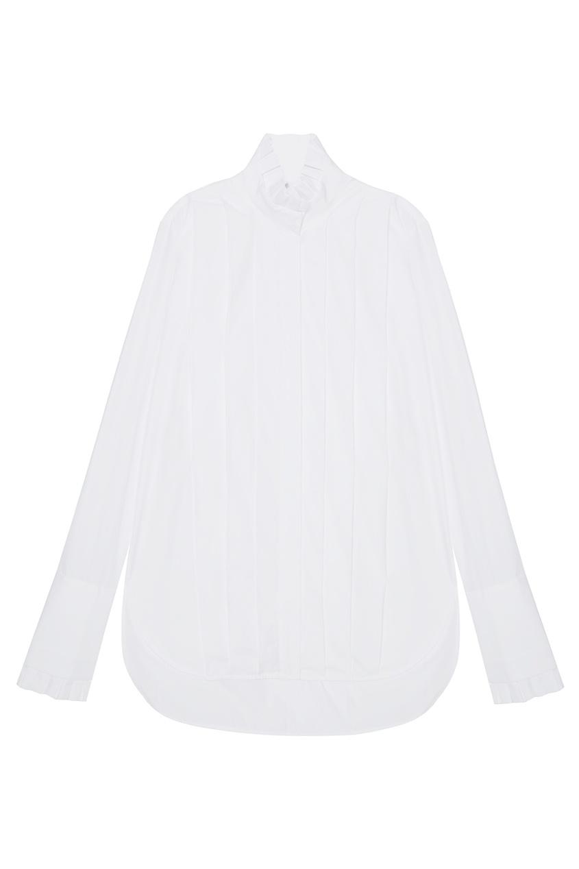 Купить со скидкой Хлопковая блузка Angelus