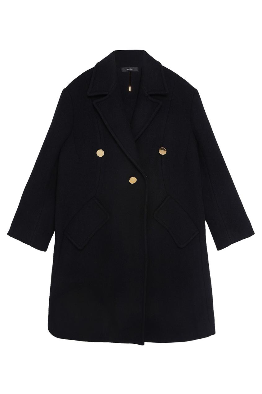 Шерстяное пальто Janice