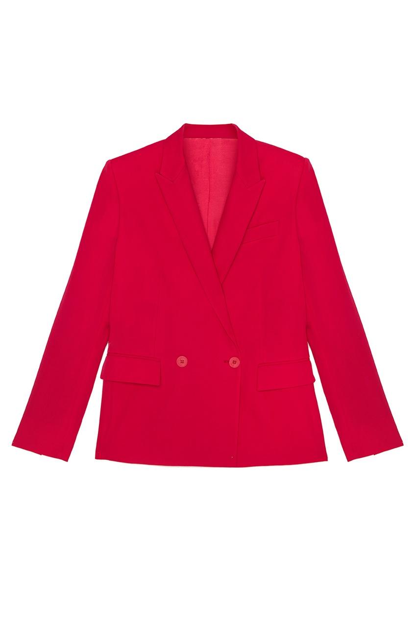 Stella McCartney Шерстяной жакет stella mccartney шерстяной свитер