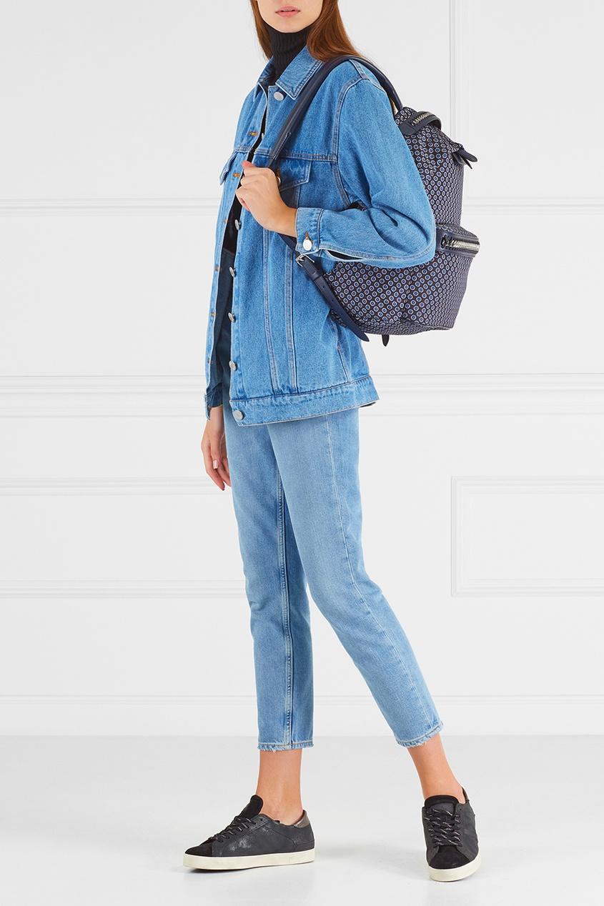 Stella McCartney Текстильный рюкзак Falabella Go