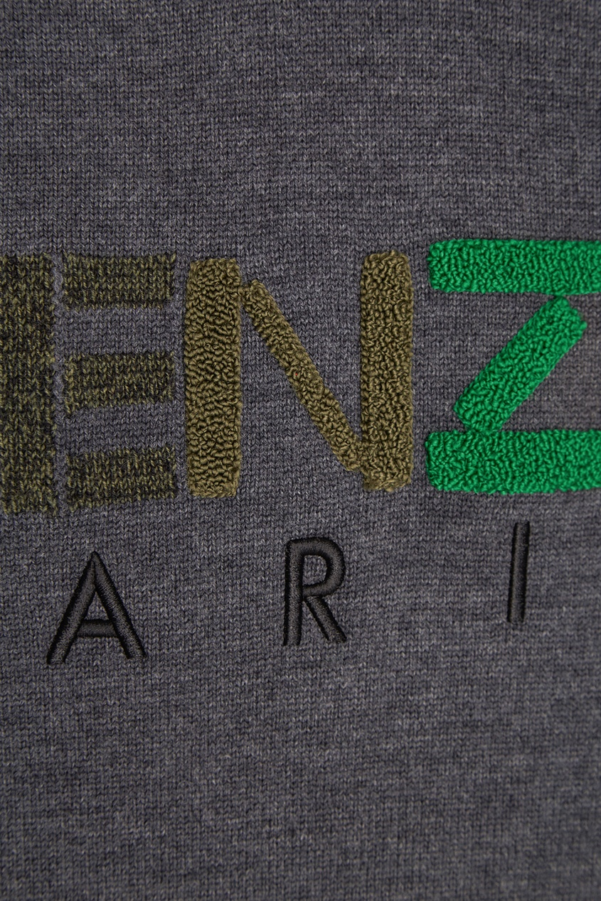KENZO Джемпер с логотипом джемпер с логотипом
