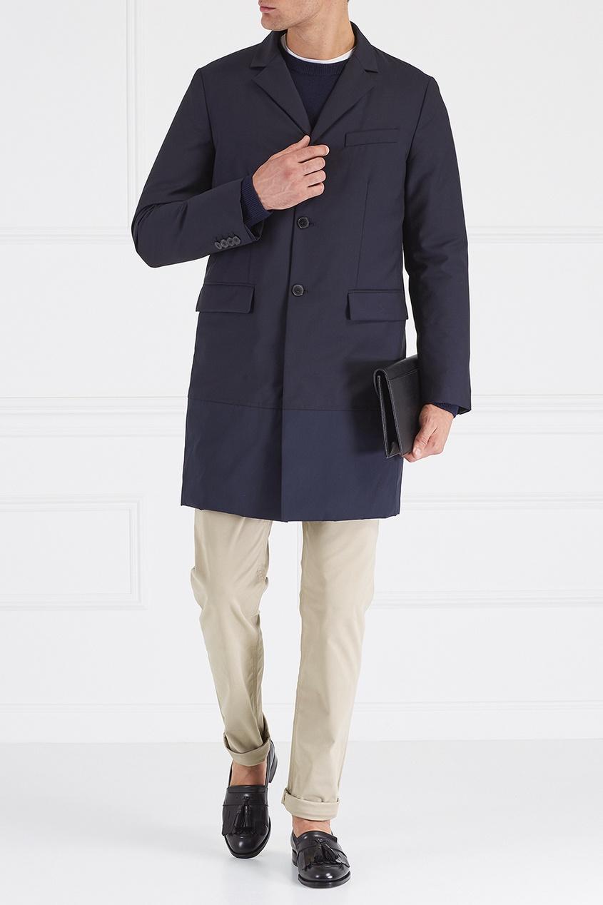 Valentino Комбинированное пальто