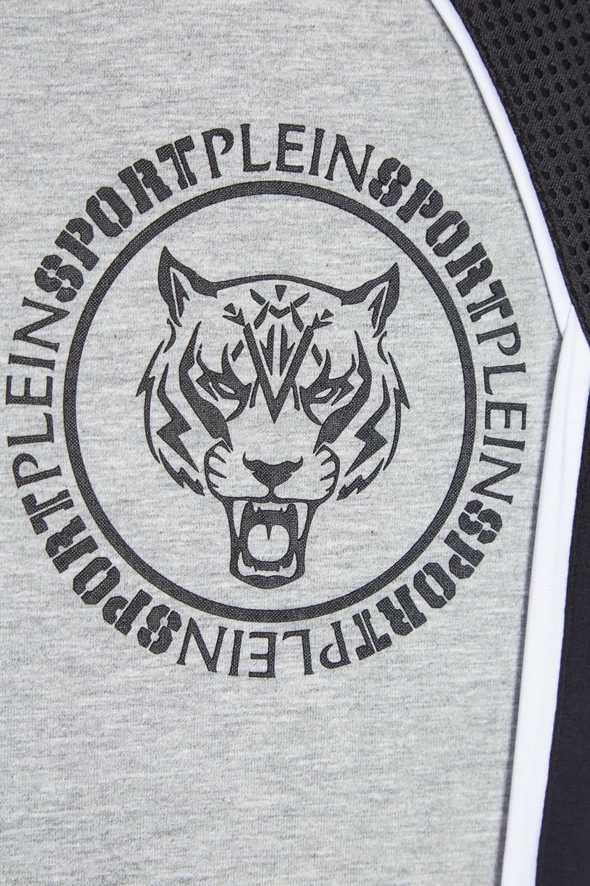 Philipp Plein Контрастная футболка футболка via montenapoleone philipp plein