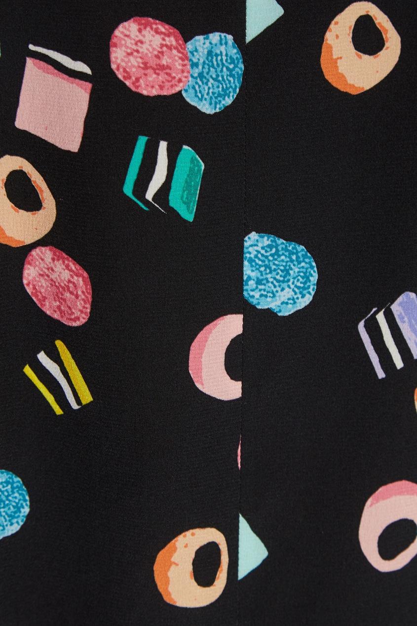 Marc Jacobs Платье с принтом цена 2016