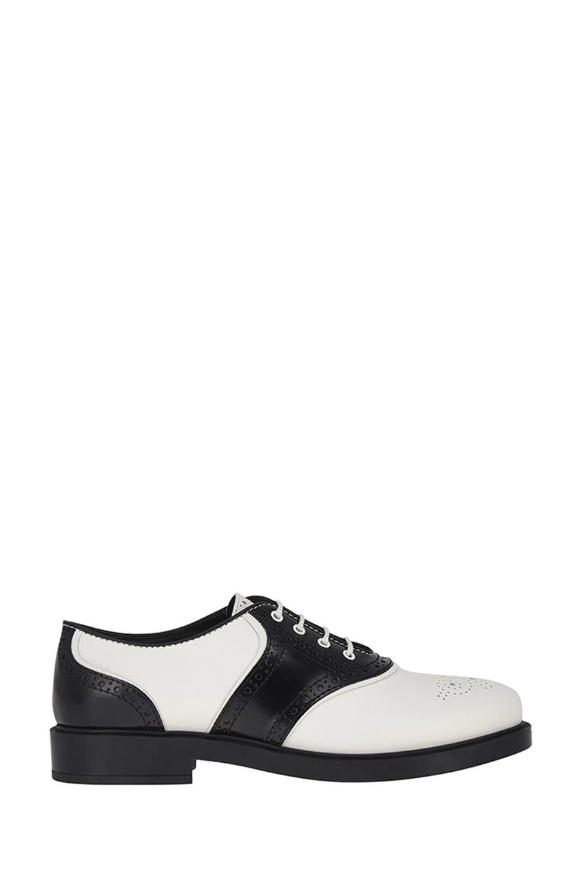 Tod's Контрастные ботинки демисезонные ботинки marotokool m05470b69 tod