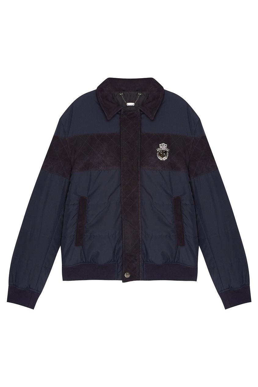 Фактурная куртка