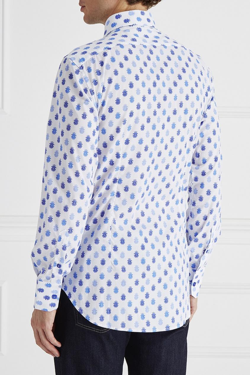 Сорочка с принтом