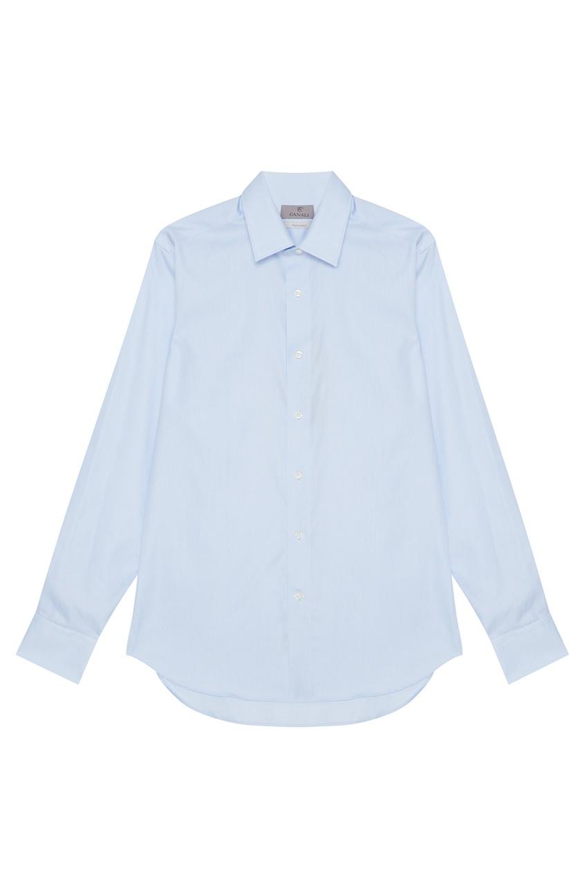 Canali Хлопковая рубашка брюки tom tailor denim 6403342 09 12 6889