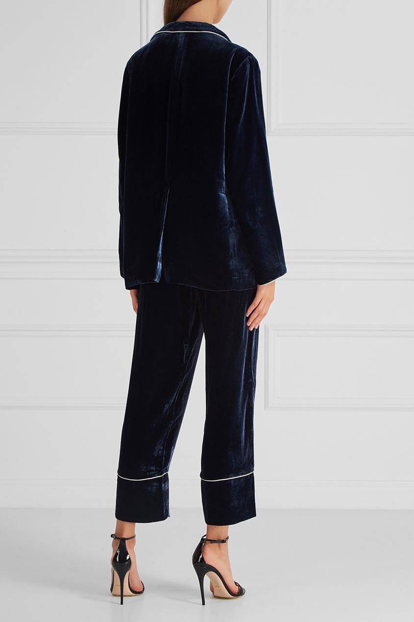 Бархатные брюки от AIZEL