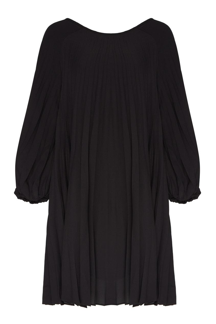ZIMMERMANN Плиссированное платье платье плиссированное с рисунком