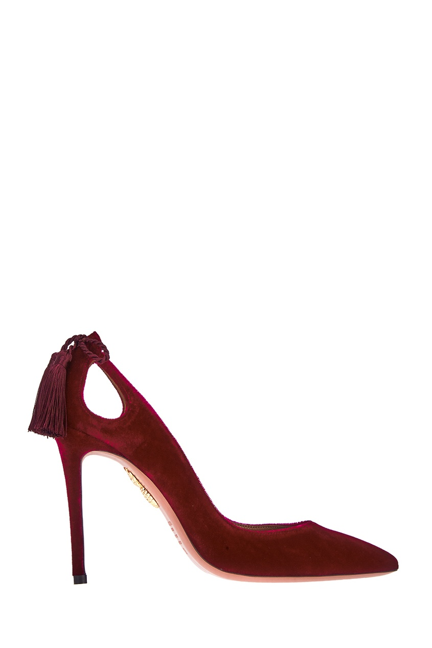 Бархатные туфли Forever Merilyn