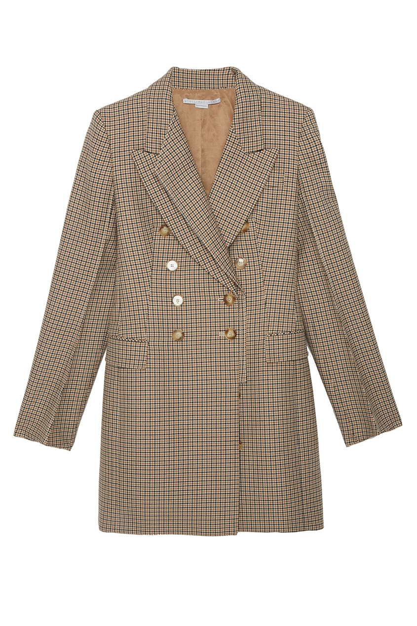 Stella McCartney Шерстяное платье