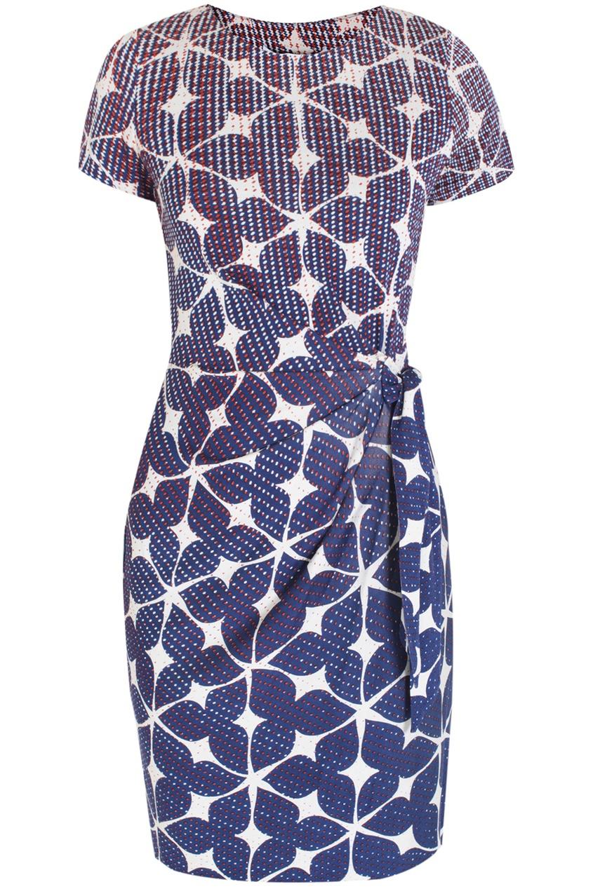 Шелковое платье Zoe Dress