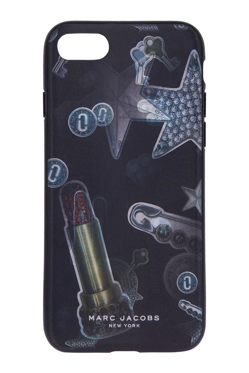 Marc Jacobs Чехол для iPhone 7 стоимость