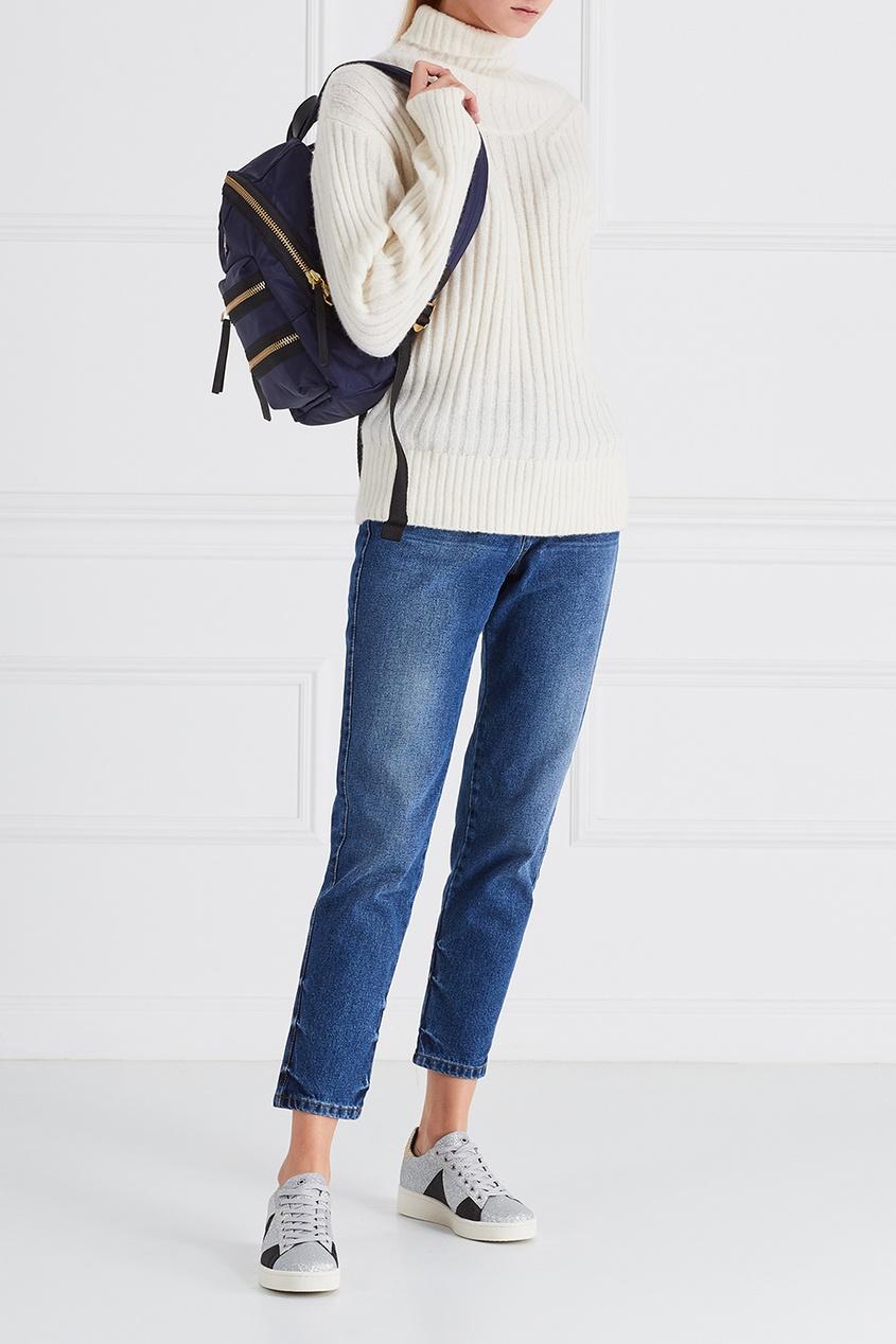 цена  Marc Jacobs Текстильный рюкзак  онлайн в 2017 году