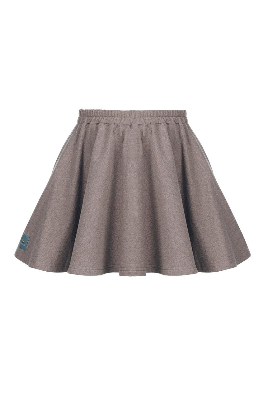 LISA&LEO Хлопковая юбка lisa corti сандалии