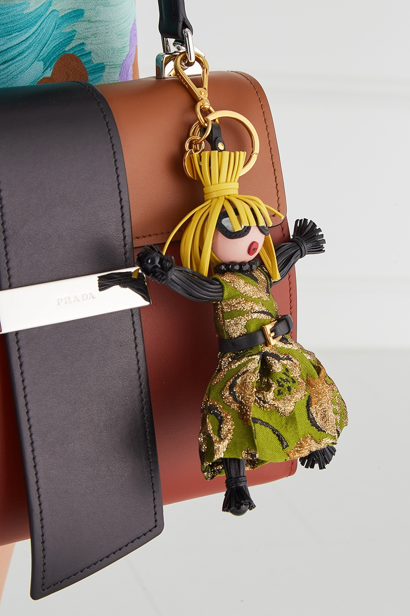 Купить со скидкой Брелок в виде куклы Jasmine