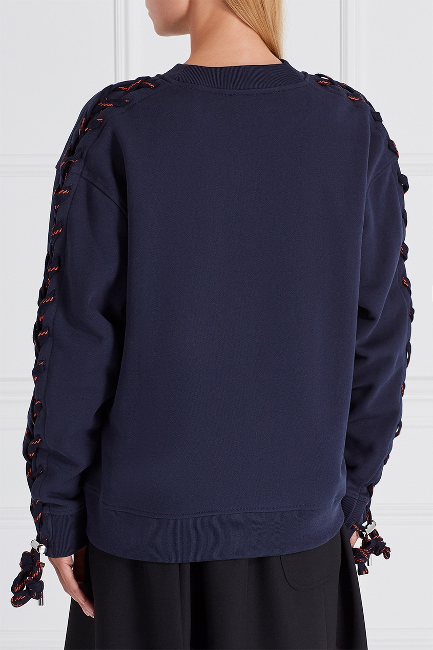 Acne Studios Хлопковый свитшот Doris acne studios хлопковый пуловер kus