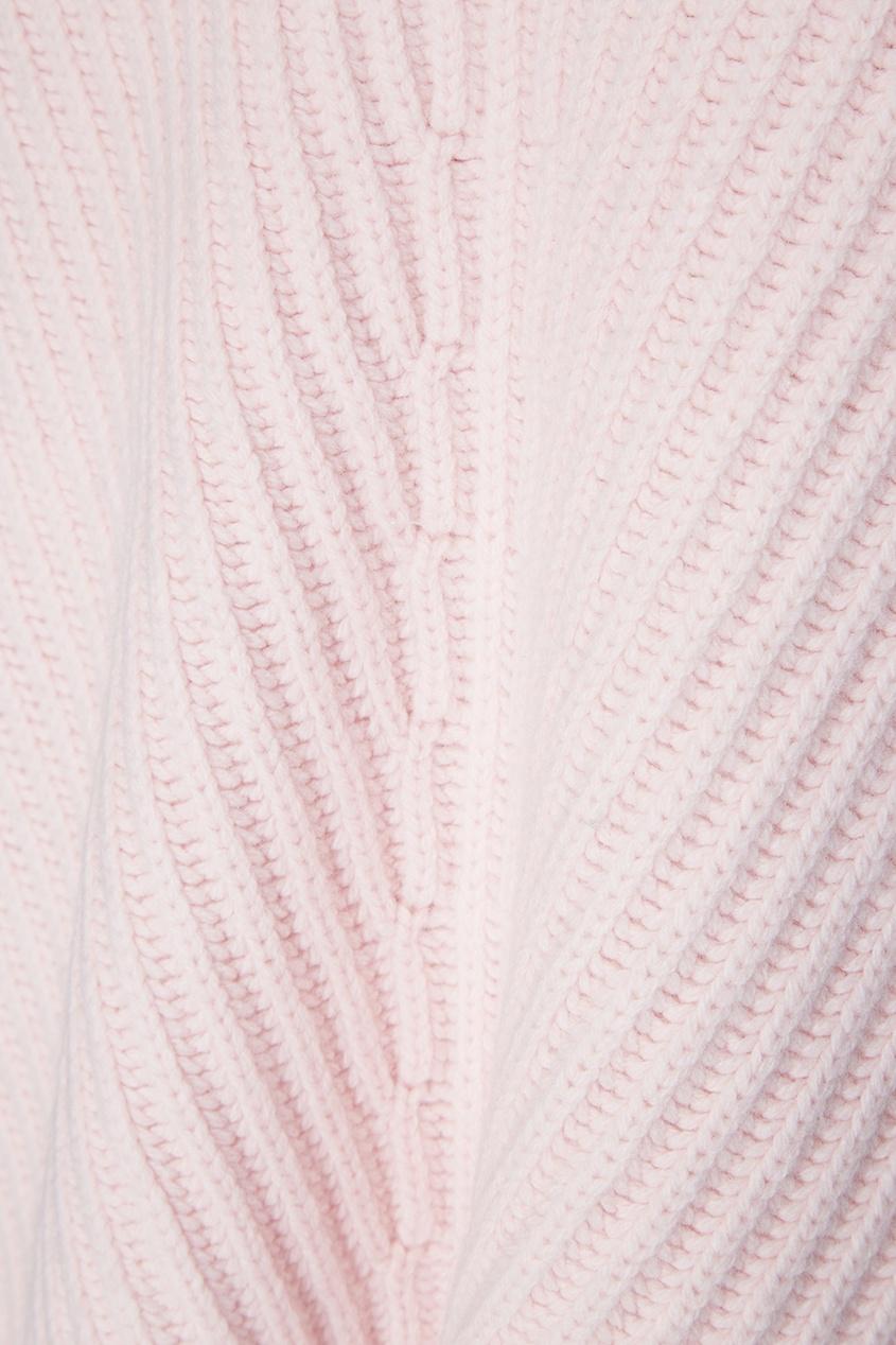 acne studios вязаная шапка в рубчик solia Acne Studios Шерстяной пуловер Deborah