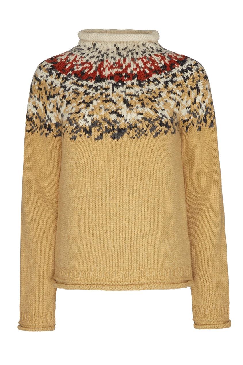 Шерстной свитер Sirius Icelandic