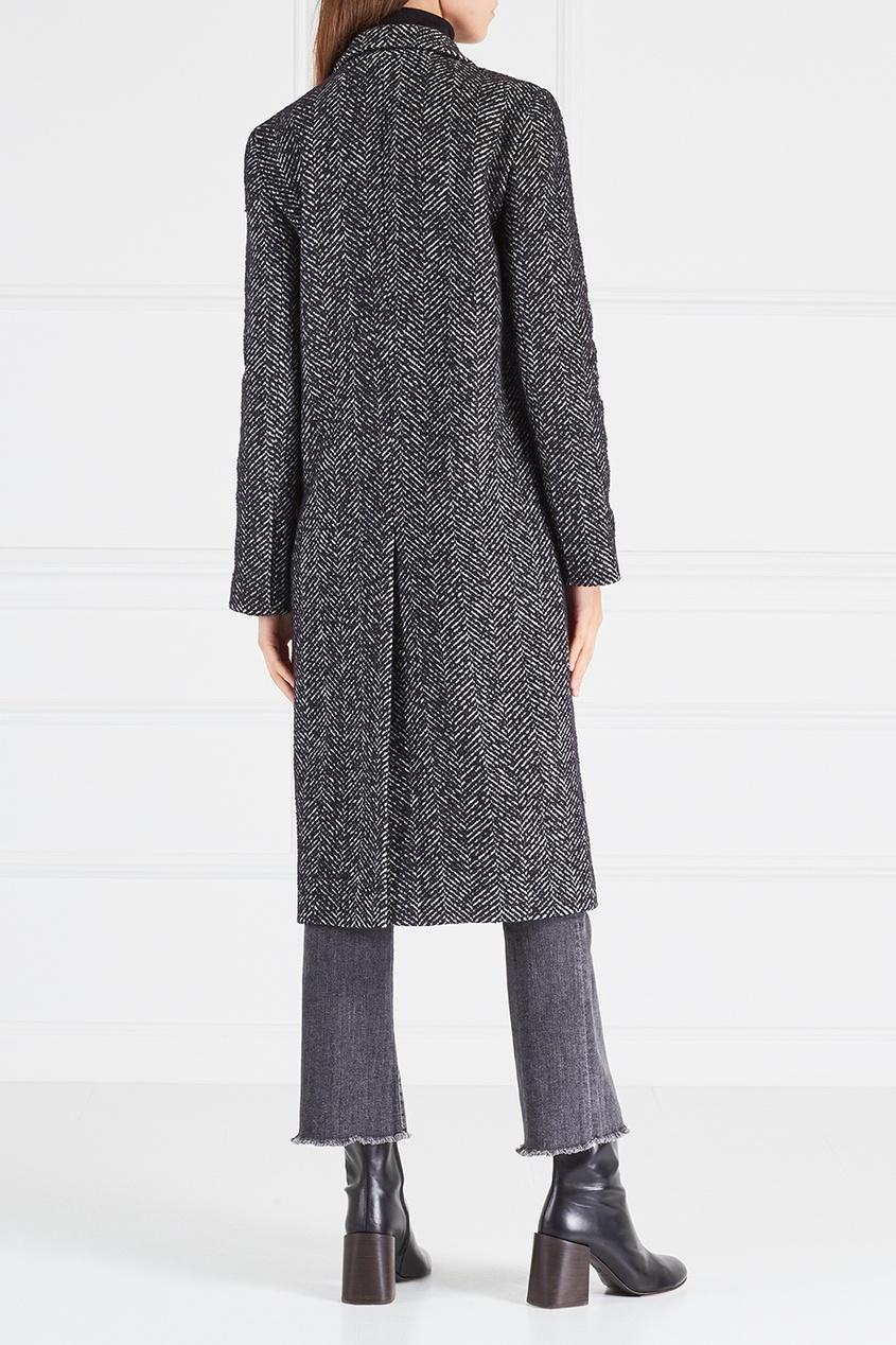 Luda Nikishina Шерстяное пальто
