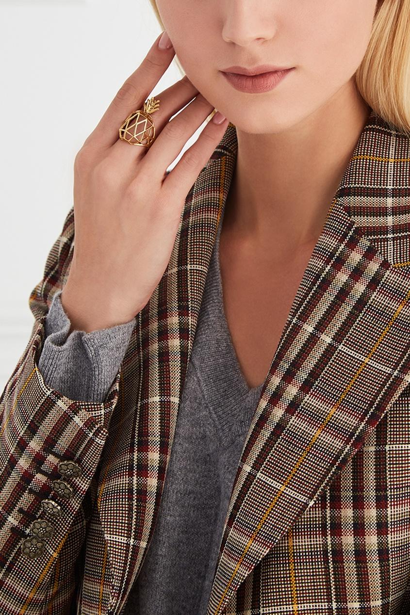 цены на Natasha Zinko Позолоченное кольцо в интернет-магазинах