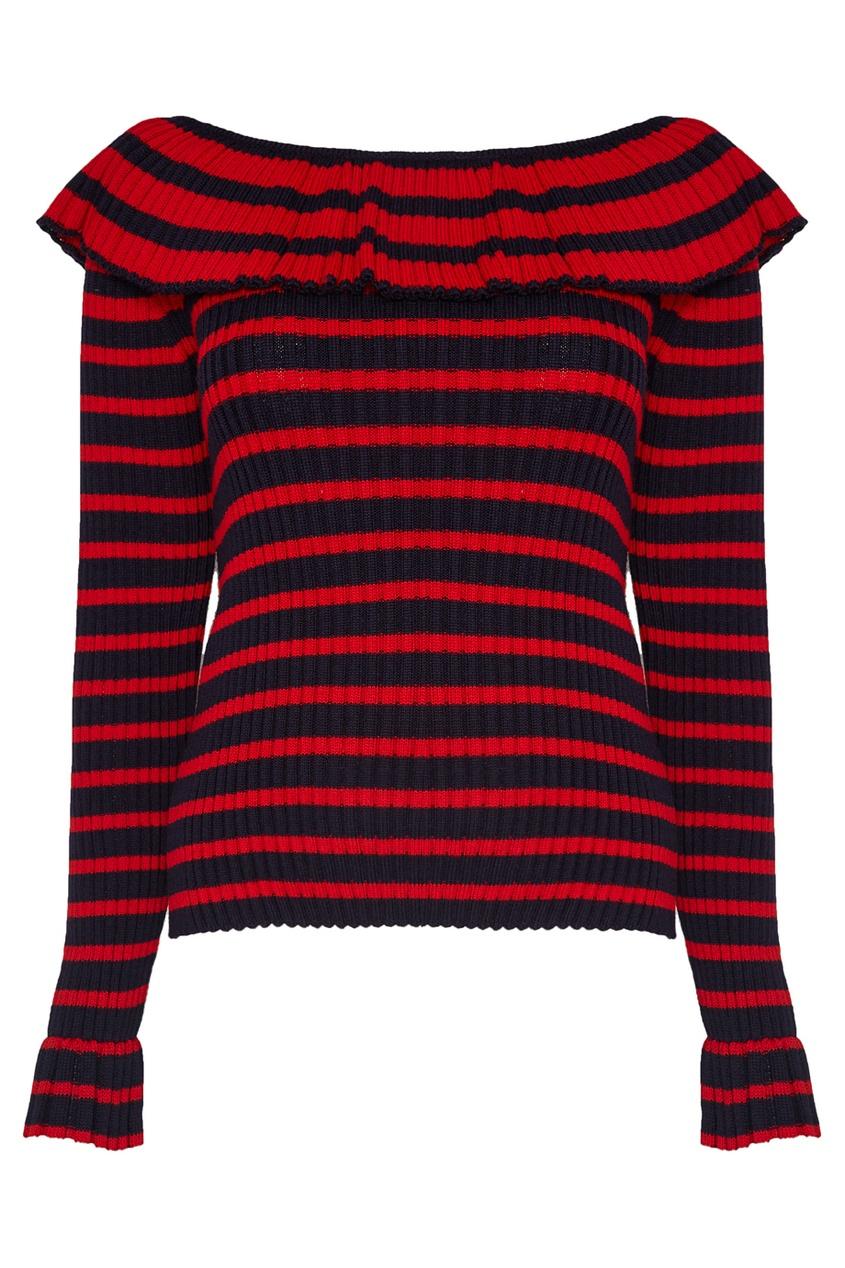 MSGM Шерстяной джемпер msgm одежда