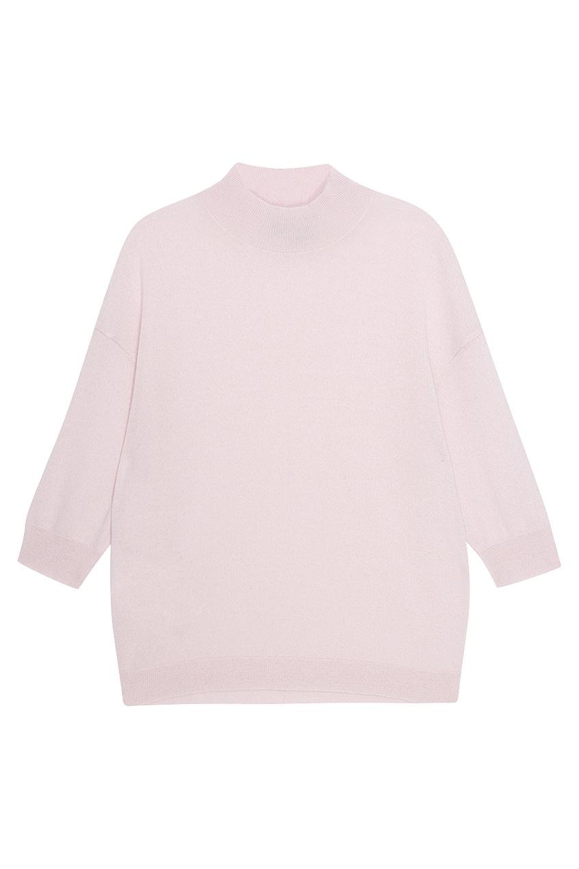 женский джемпер giambattista valli, розовый