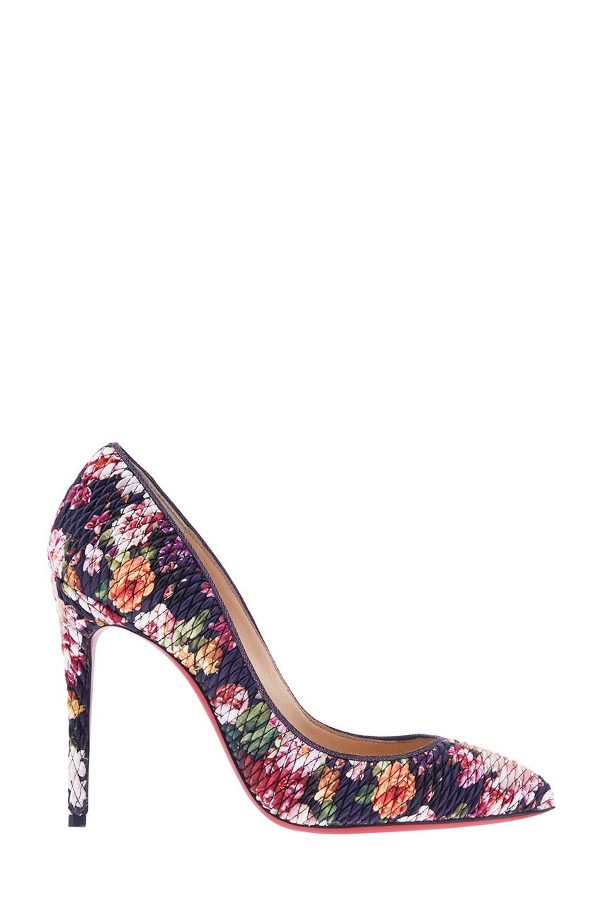 Текстильные туфли Pigalle Follies 100