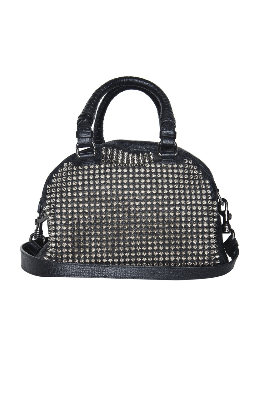 Кожаная сумка Panettone Small