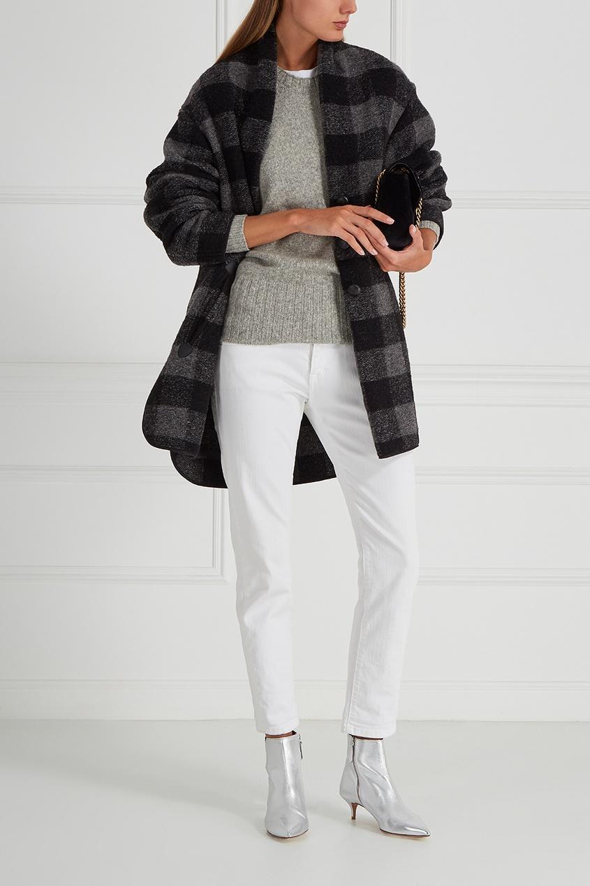 где купить  Isabel Marant Etoile Шерстяное пальто Gino  по лучшей цене