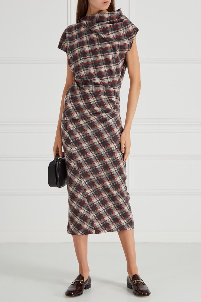 где купить  Isabel Marant Etoile Шерстяное платье Pisa  по лучшей цене