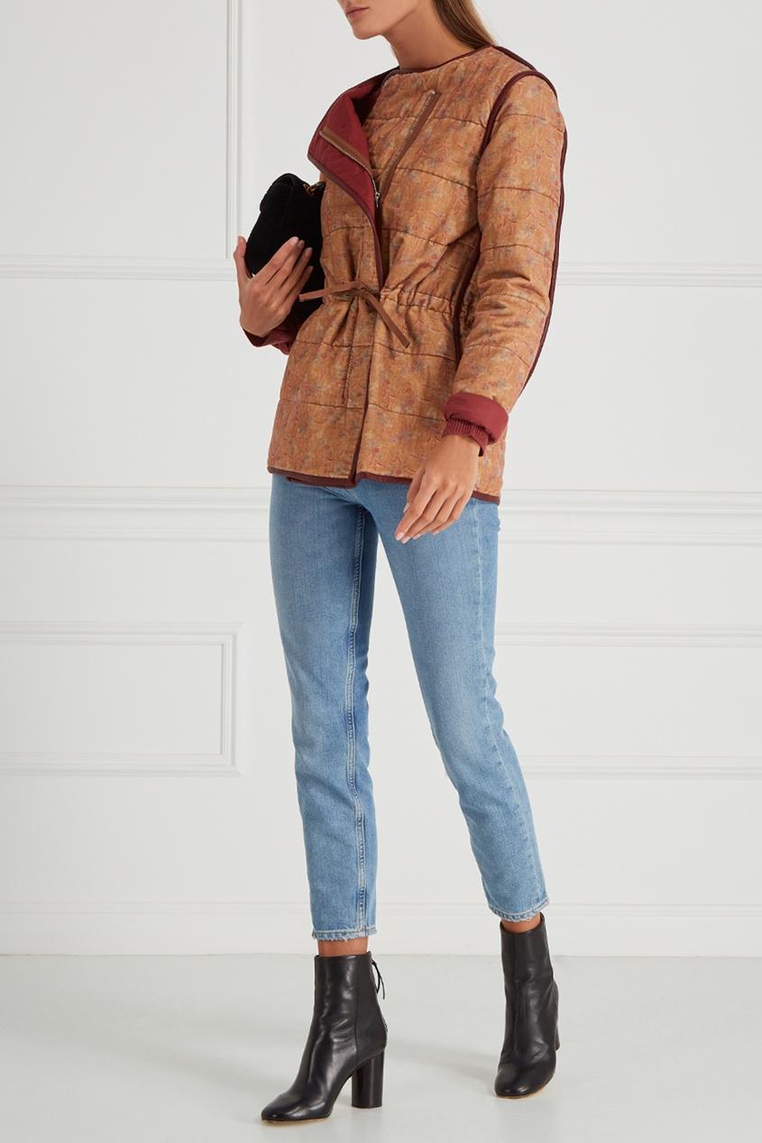 где купить  Isabel Marant Хлопковая куртка Gaspard  по лучшей цене