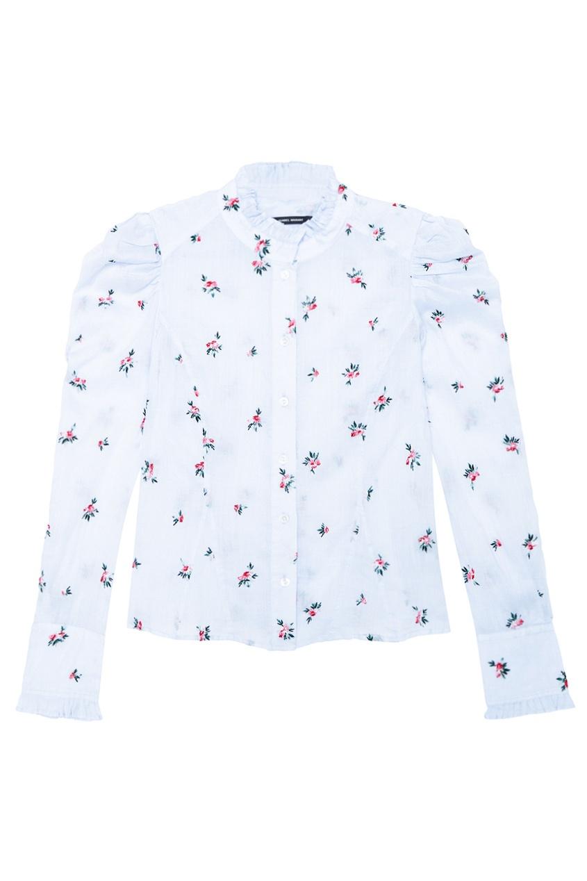 Блузка с вышивкой Utah