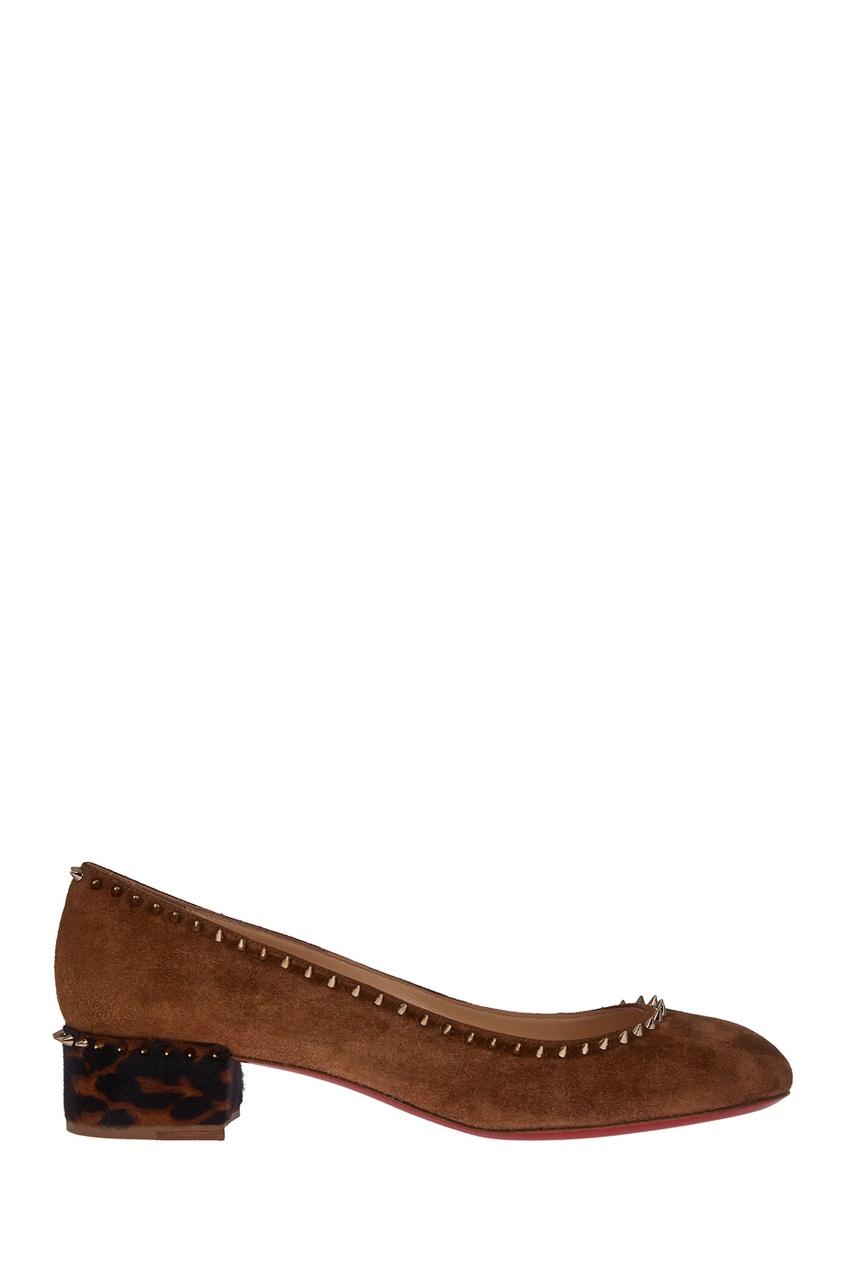 Замшевые туфли Treliliane 30