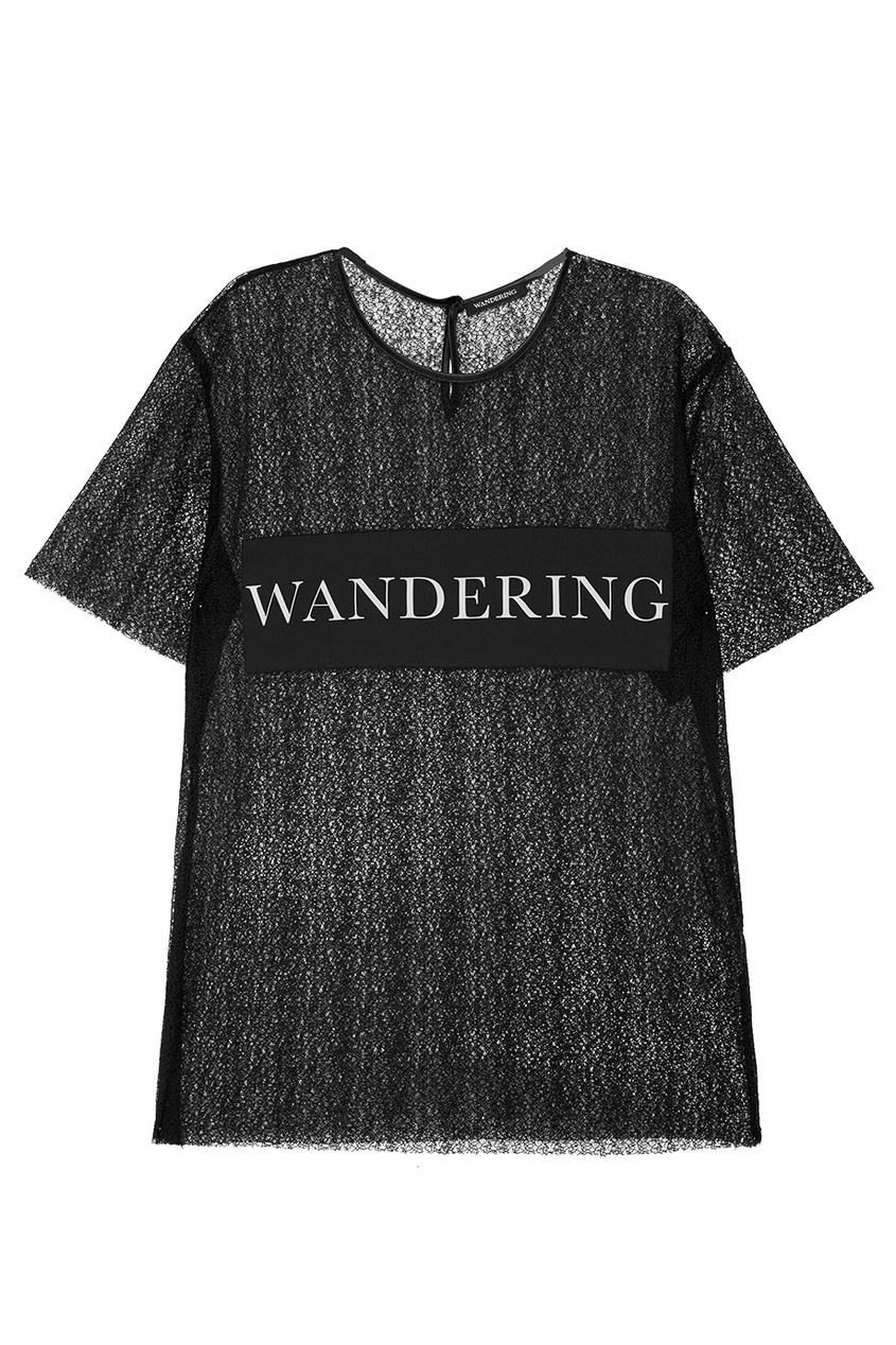 Wandering Гипюровая блузка