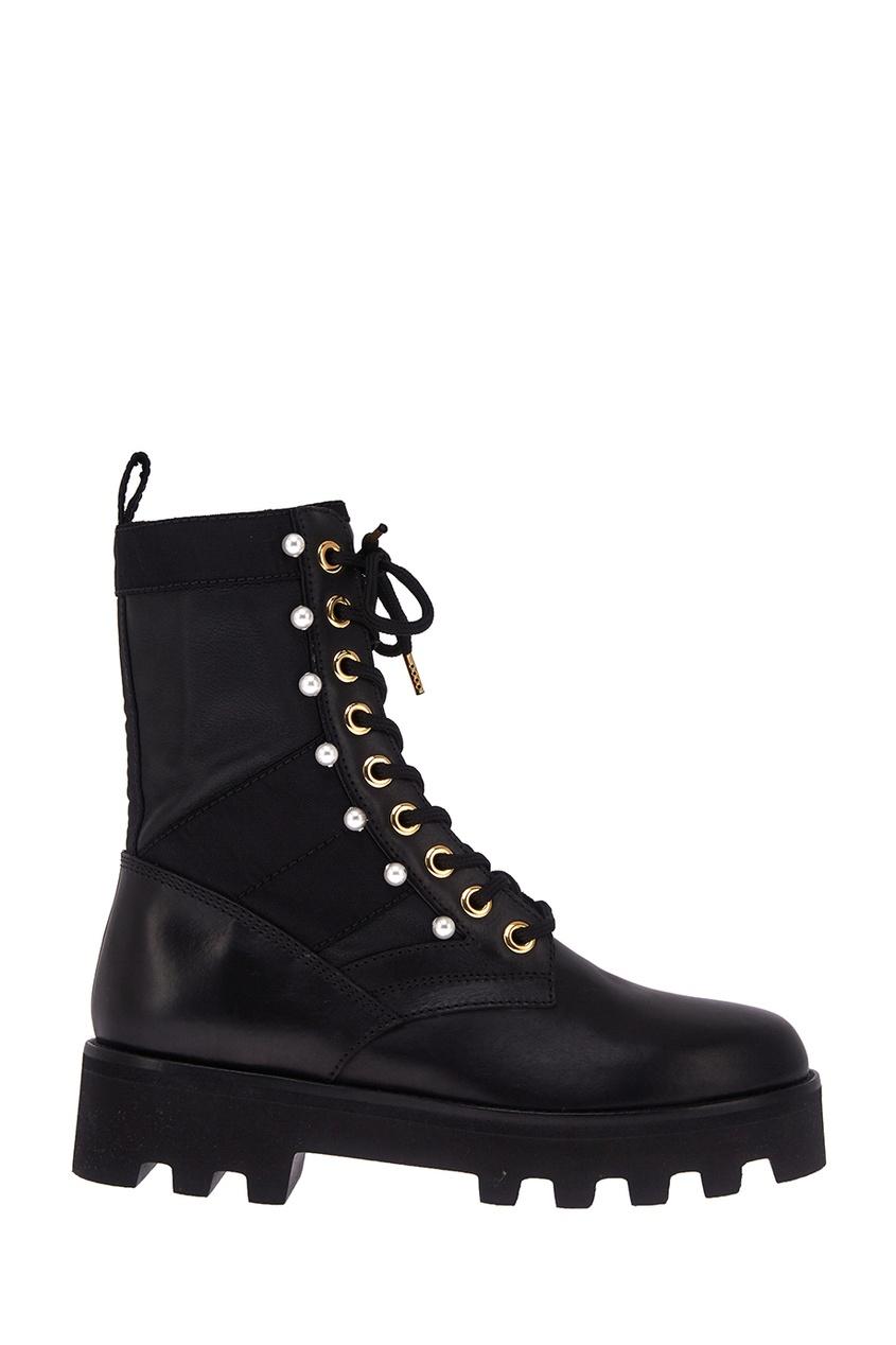 Altuzarra Кожаные ботинки altuzarra кожаные сапоги