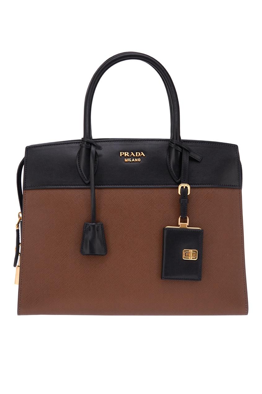 Кожаная сумка Esplanade