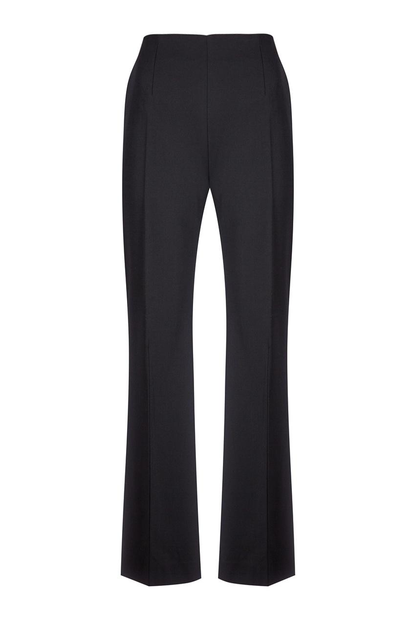 Marni Шерстяные брюки прямые широкие женские зимние брюки