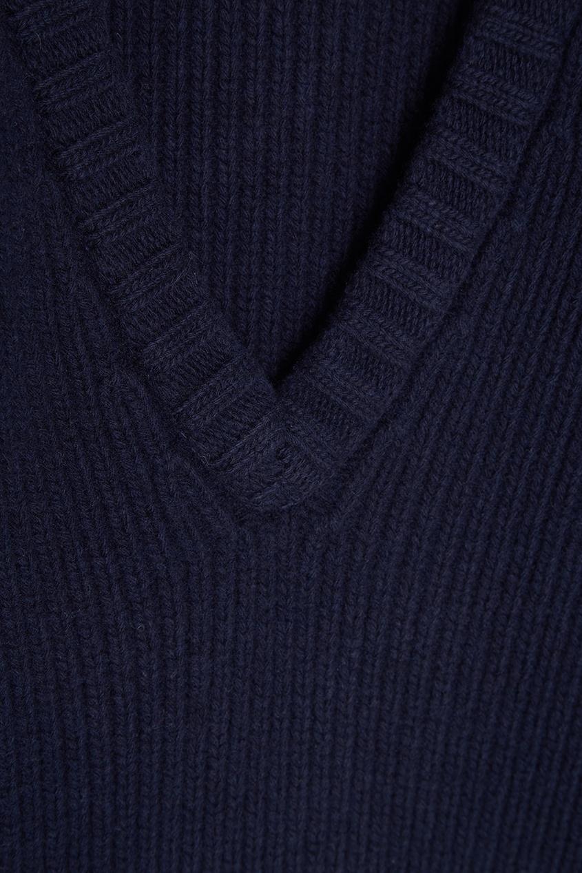 Шерстяной пуловер Noah