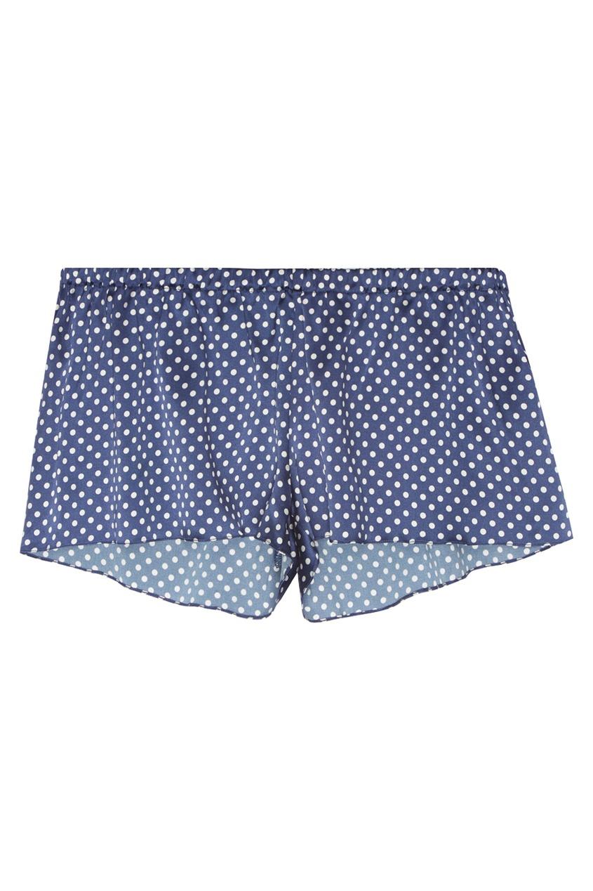 Primrose Шелковая пижама с шортами пижама с шортами nici