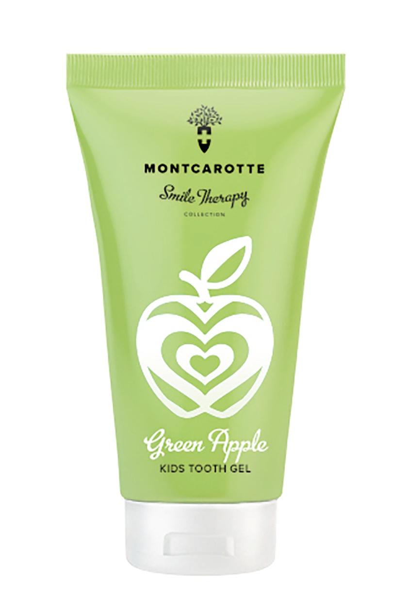 Детский зубной гель «Зеленое Яблоко»