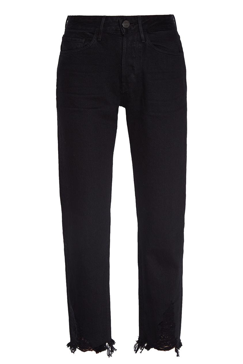 3х1 Однотонные джинсы